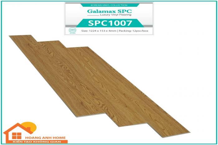 Sàn nhựa SPC Glamax SPC 1007 4mm