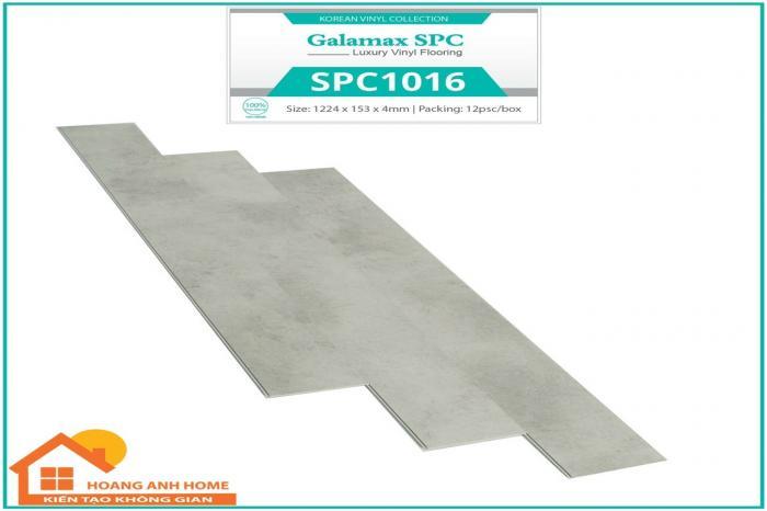 Sàn nhựa SPC Glamax SPC 1016 4mm