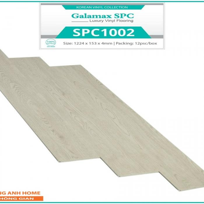 Sàn nhựa SPC Glamax SPC 1002 4mm