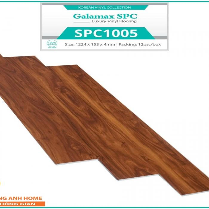 Sàn nhựa SPC Glamax SPC 1005 4mm