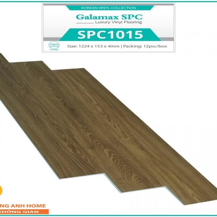 Sàn nhựa SPC Glamax SPC 1015 4mm